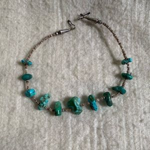 Jewelry - Chocker turquoise